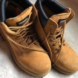Timberland Direct Attach Leather Steel toe